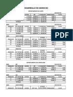 Como Prorratear Los Costos Indirectos de Fabricacion (Desarrollo de Ejercicios)