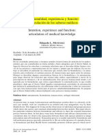 Menendez Eduardo - La Articulacion de Los Saberes Medicos