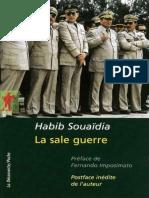 Habib Souaidia - La sale guerre.epub