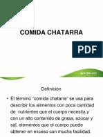 Comida Cha Tarra