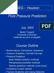 PPSEG Pour Pressure