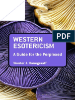 (Guides for the Perplexed) Hanegraaff, Wouter J-Western Esotericism _ a Guide for the Perplexed