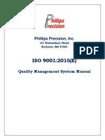 Phillips Precision QMS RevC
