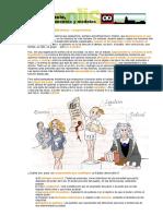 Democracia, Componentes y Modelos