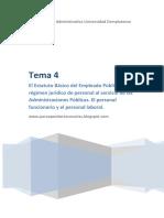 Tema 4 Auxiliares Administrativos UCM