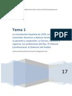 Tema 1 Auxiliares Administrativos UCM