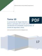 Tema 10 Auxiliares Administrativos UCM