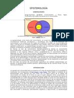 1.1 Epistemología 1