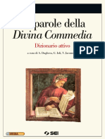 Divina Commedia Dizionario-Attivo