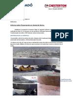 Informe-preservacion de Pieza Metal