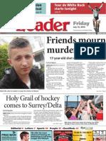 Friday, July 16, 2010 Leader
