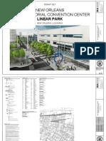 Ernest N. Morial Convention Center linear park