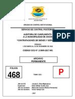 Municipalidad Provincial Caratula