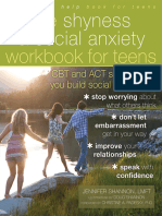 (Instant Help Book for Teens) Jennifer Shannon LMFT, Doug Shannon, Christine Padesky-The Shyness and Social Anxiety Workbook for Teens_ CBT and ACT Skills to Help You Build Social Confidence-Instant H