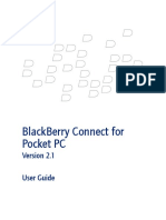 Blackberry-2.1 User Manual