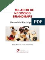 Simulador de Negocios BrandMaps. Manual Del Participante 2017 - Escuela de Postgrado UTP