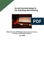 Cinema worksheet