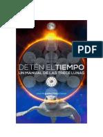 DETEN EL TIEMPO-Un Manual Basico de Las Trece Lunas