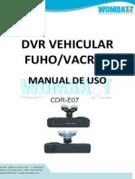 Manual de Uso DVR-FUHO