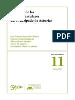 Catálogo Flora Asturiana