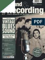 Sound Recording - Januar 2017