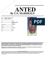 Freeman Wanted Poster
