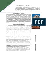 ARQUITECTURA   CLASICA.docx