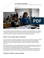 Utopias and Ambiguities in Teachers' Education - Public History Weekly - The International Blogjournal