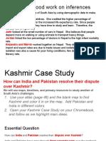 kashmir case study