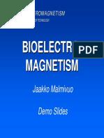 BIOELECTROMAGNETISM