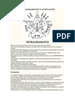 Tetragram at On