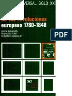 Bergeron, L.; Furet, F. y Koselleck, R. - La Época de Las Revoluciones Europeas. Siglo XXI. Vol. 26