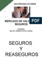 Diapositivas Del Curso de Mercado de Valores.- Seguros .- Presentaciòn 5.