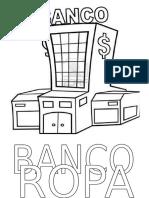 Banco Tiendas de Ropa