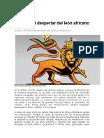 Etiopía y el despertar del león africano.doc