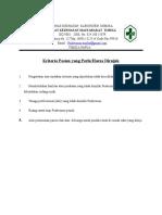 7.10.3 Kriteria Pasien Yang Perlu Di Rujuk