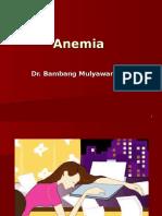 Anemia Pada Anak Dr.bambang