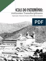 Ciencias Do Patrimonio 10062016