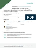 2012 - Irriga - Avaliação Quantitativa Das Características Geomorfológicas....