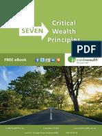 7 Critical Wealth Principles (eBook)