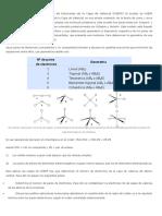 Modelo de Repulsión de Los Pares de Electrones de La Capa de Valencia