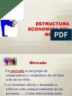 Unidad 3 - Estructura Económica Del Mercado