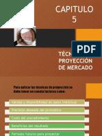 Unidad 5 - Técnicas de Proyección de Mercado