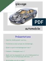 Le Multiplexage Automabile CAN-VAN