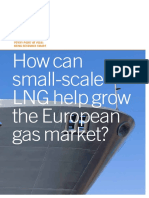 Small Scale LNG for Euro Gas Market