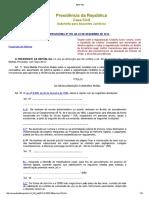 Medida Provisoria Federal 759 216 Regulaçao Fundiaria