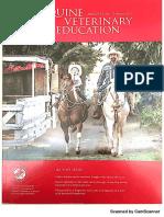 Equine Veterinary Education