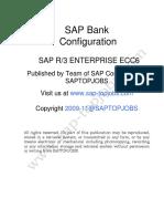 Bank Config ECC6
