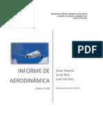 Informe Aerodinámica - Álvarez, Ríos, Sánchez