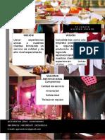 Qg Eventos Brochure